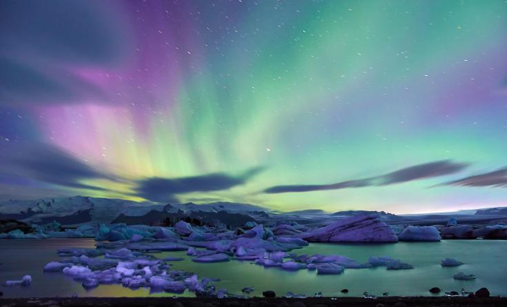 © voyage photo Islande aurores boréales lumière photographie photographe hiver