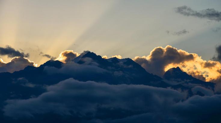 © Choquequirao voyage trek Andes Machu Picchu trekking randonnée  Pérou sommets