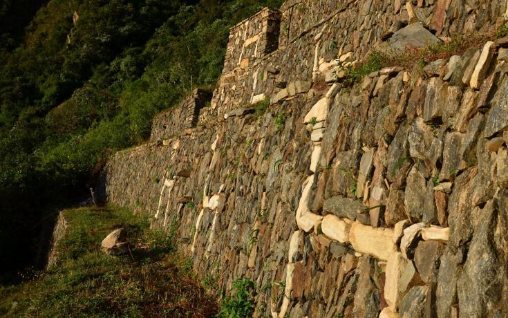 © Choquequirao voyage trek Andes Machu Picchu trekking randonnée  Pérou