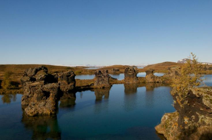 © Trek Myvatn islande printemps