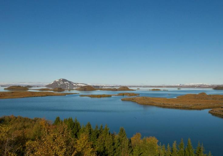 © trek Myvatn islande famille