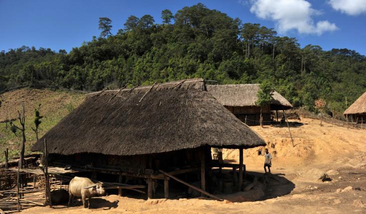 © Voyage trek Laos