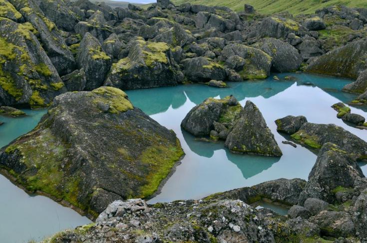© Trek et randonnées Islande