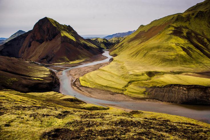 © Trek de 7 jours dans le Fjallabak