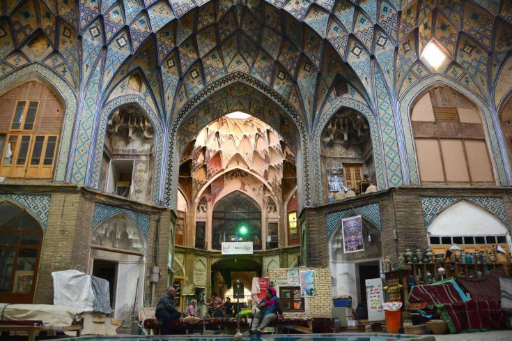 © Voyage Iran