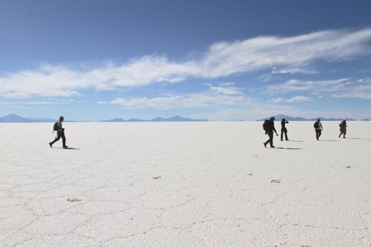 © Voyage bolivie chili - trek atacama