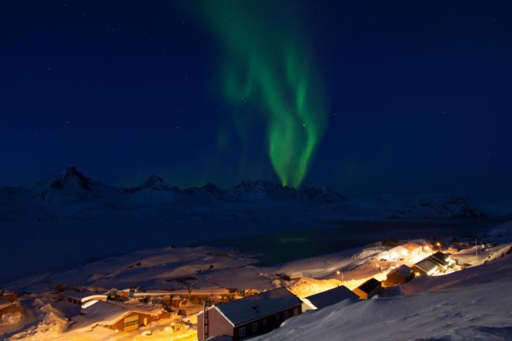 © Tasiilaq Groenland decouverte
