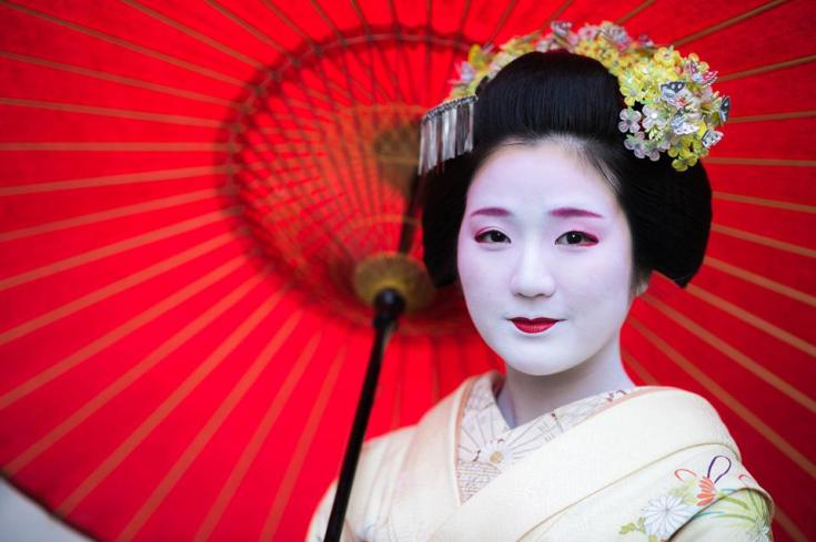 © Photo geisha Japon
