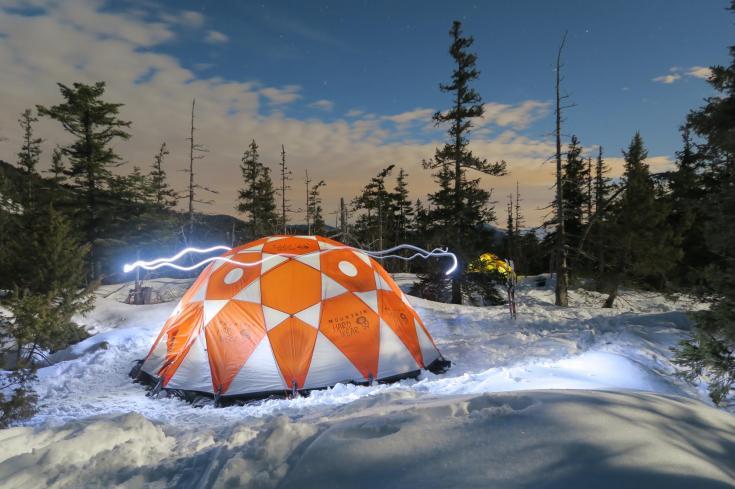 © vercors en ski et pulka