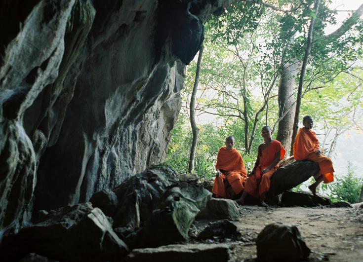 © Moines voyage Photo au Laos
