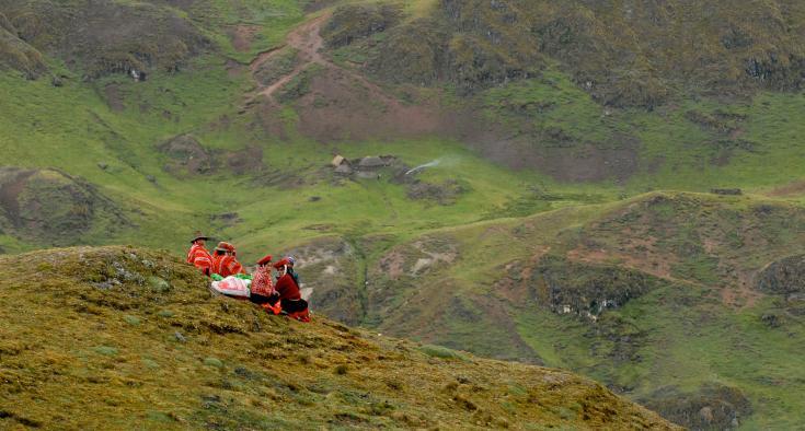 © voyage pérou rencontre avec le peuple quechua