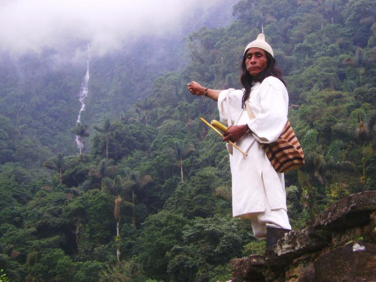© Voyage Colombie Kogis