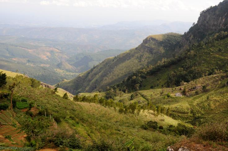 © trek au Sri Lanka