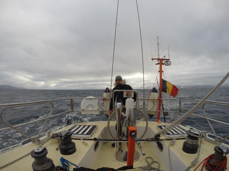 © De la Norvége au Spitzberg en voilier