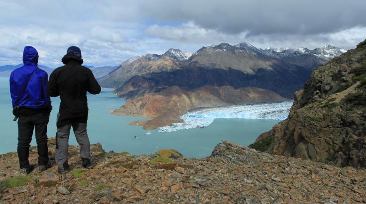 © Trek Patagonie Fitz Roy Perito Moreno Torres del Paine Chili Argentine Voyage