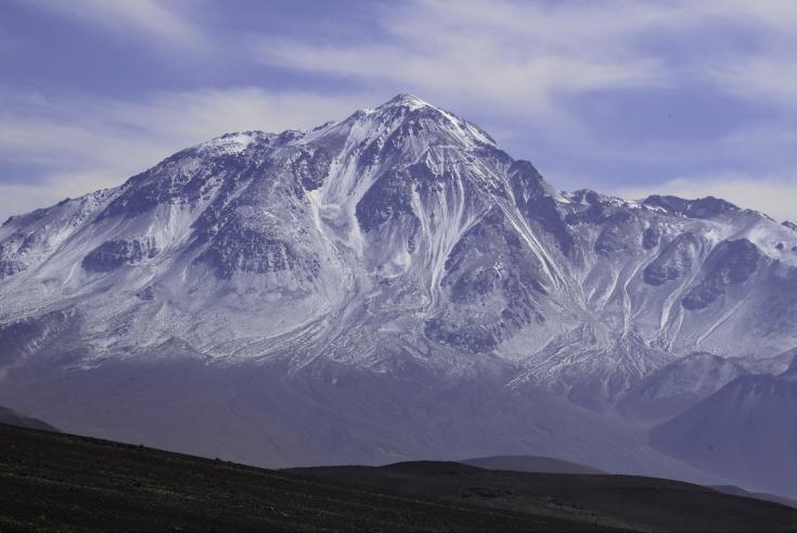 © Exploration désert d'atacama argentine chili Llullaillaco