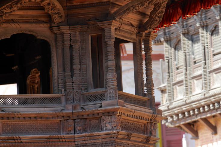 © Vallée de Kathmandu