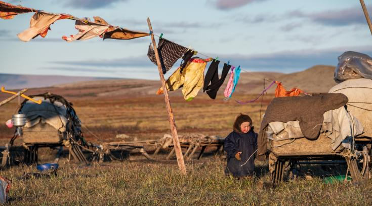 © Voyage Siberie nomades nénètses toundra oural polaire rencontres immersion komis