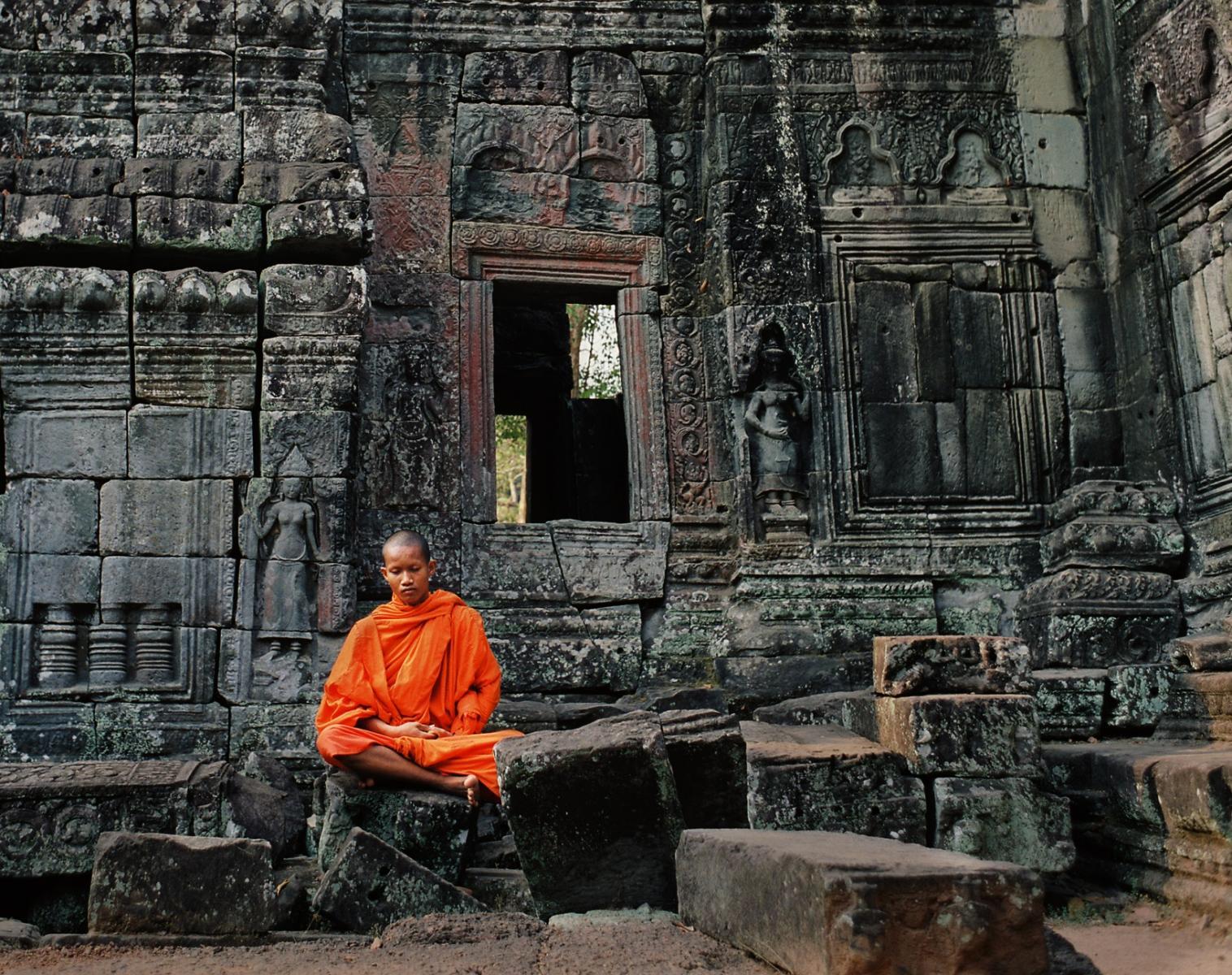 Cambodge  Voyage photographique au Cambodge et à Angkor : Des Dieux et des Hommes   Découverte Photo Rencontres et cultures du Monde