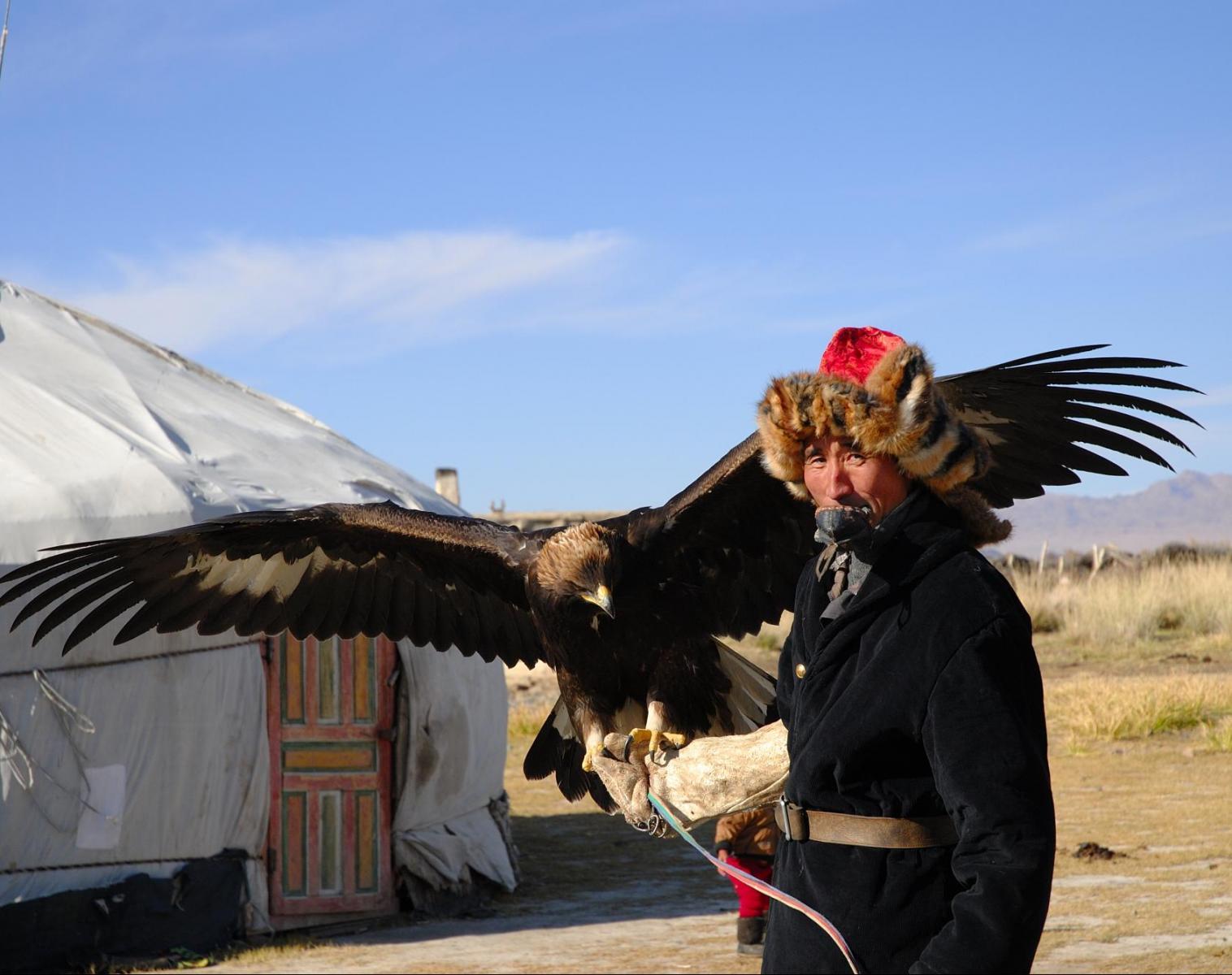 Mongolie  L'esprit du vent   Découverte Trek & Randonnée