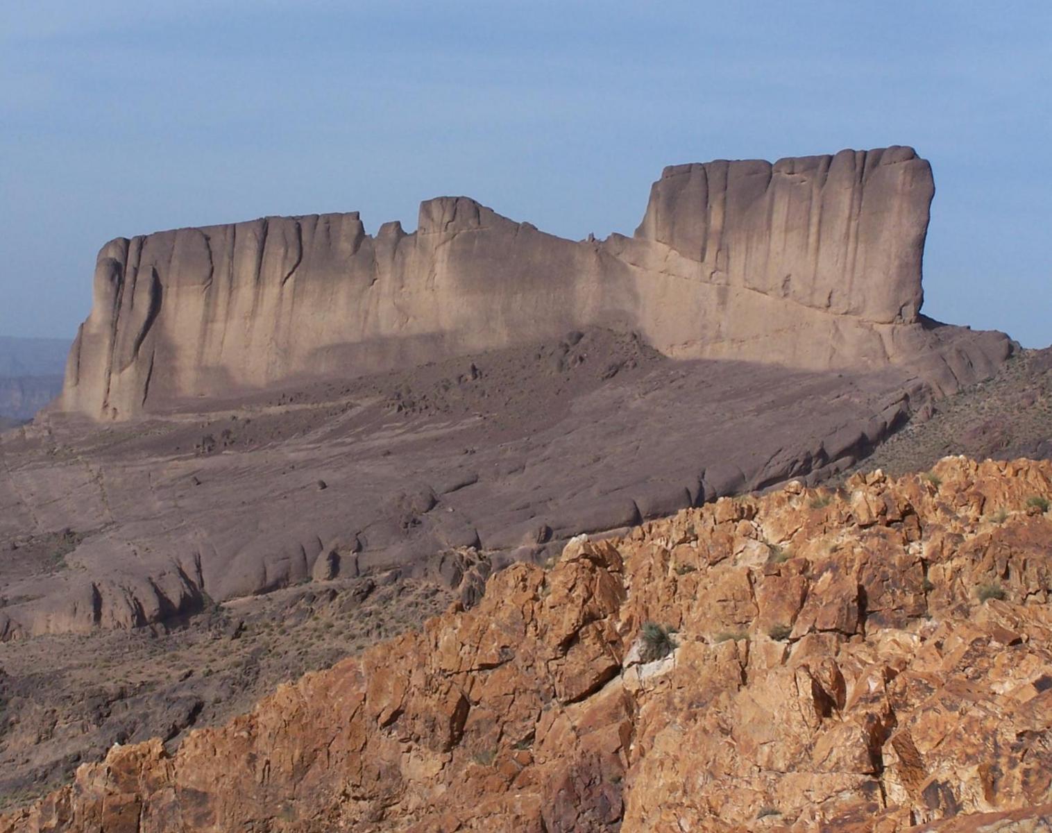 Maroc  Le Saghro avec Zaïd le nomade   Trek & Randonnée