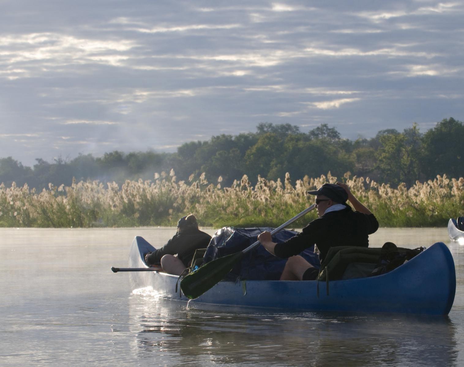 Zimbabwe  Safari à pied et en canoë dans la vallée du Zambèze   Découverte Kayak & Canoë Observation nature Safari