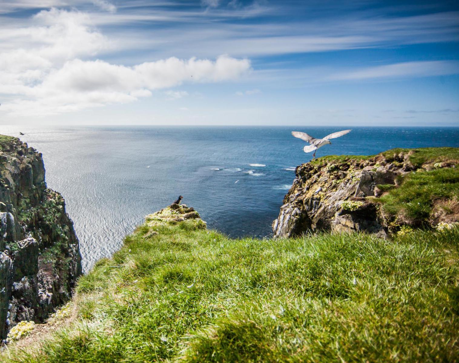 Islande  Trek