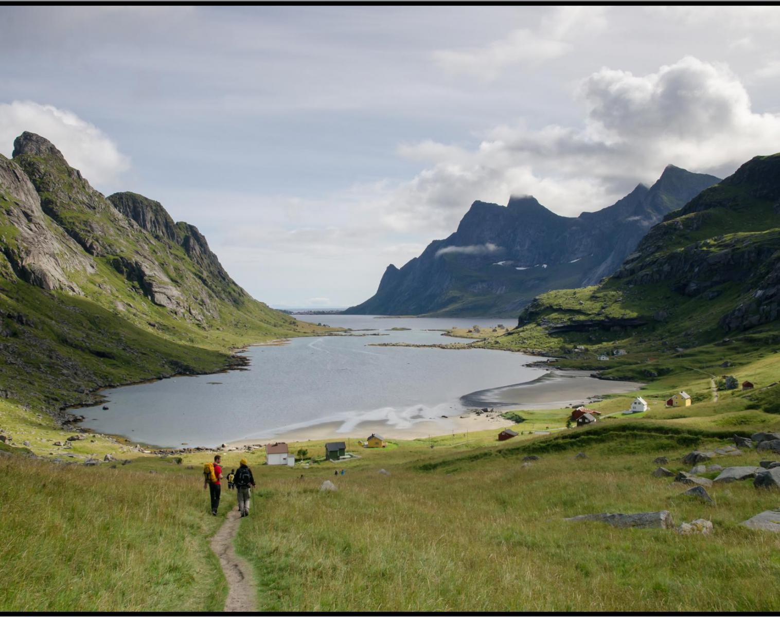 Norvège  Norvège, de Tromsö aux Lofoten   Trek & Randonnée