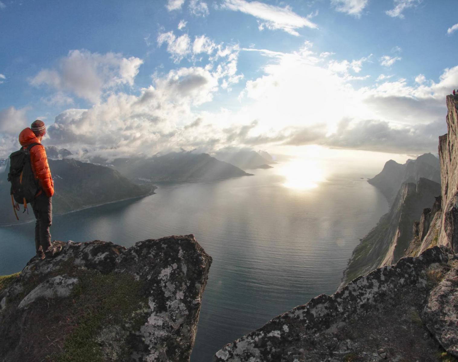 Norvège  Trek au soleil de minuit   Découverte Trek & Randonnée