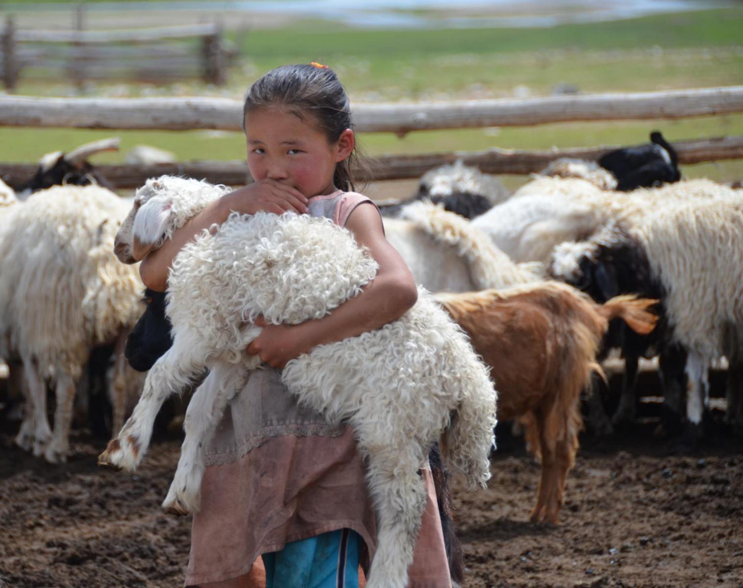 Mongolie  Chez les nomades de l'Arkhangai   Trek & Randonnée Rencontres et cultures du Monde