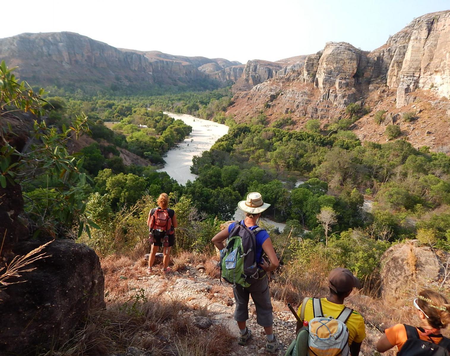 Madagascar  Makay et Tsingy, l'ouest sauvage   Observation nature Rencontres et cultures du Monde