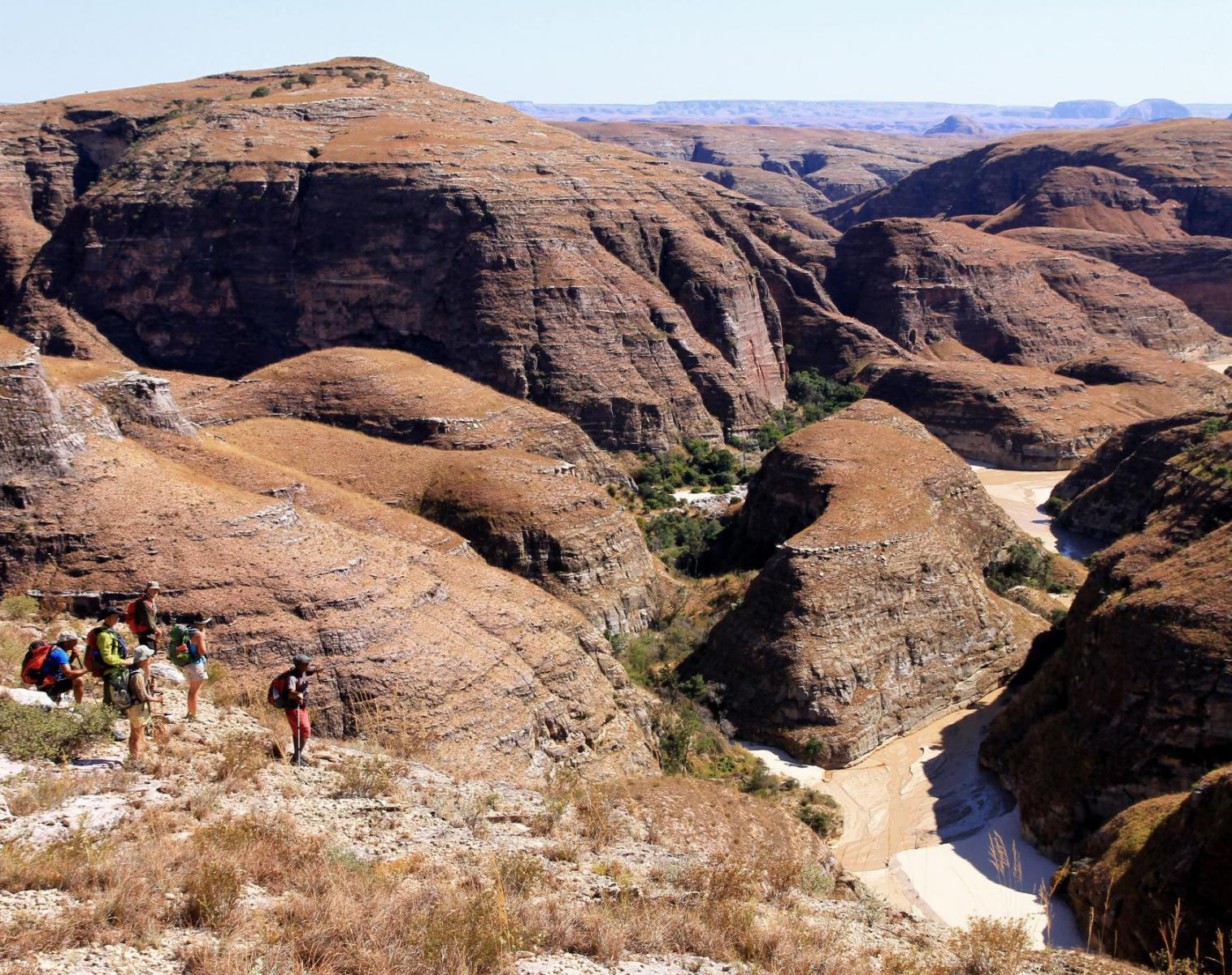 Madagascar  Makay, tout simplement   Trek & Randonnée Observation nature Rencontres et cultures du Monde