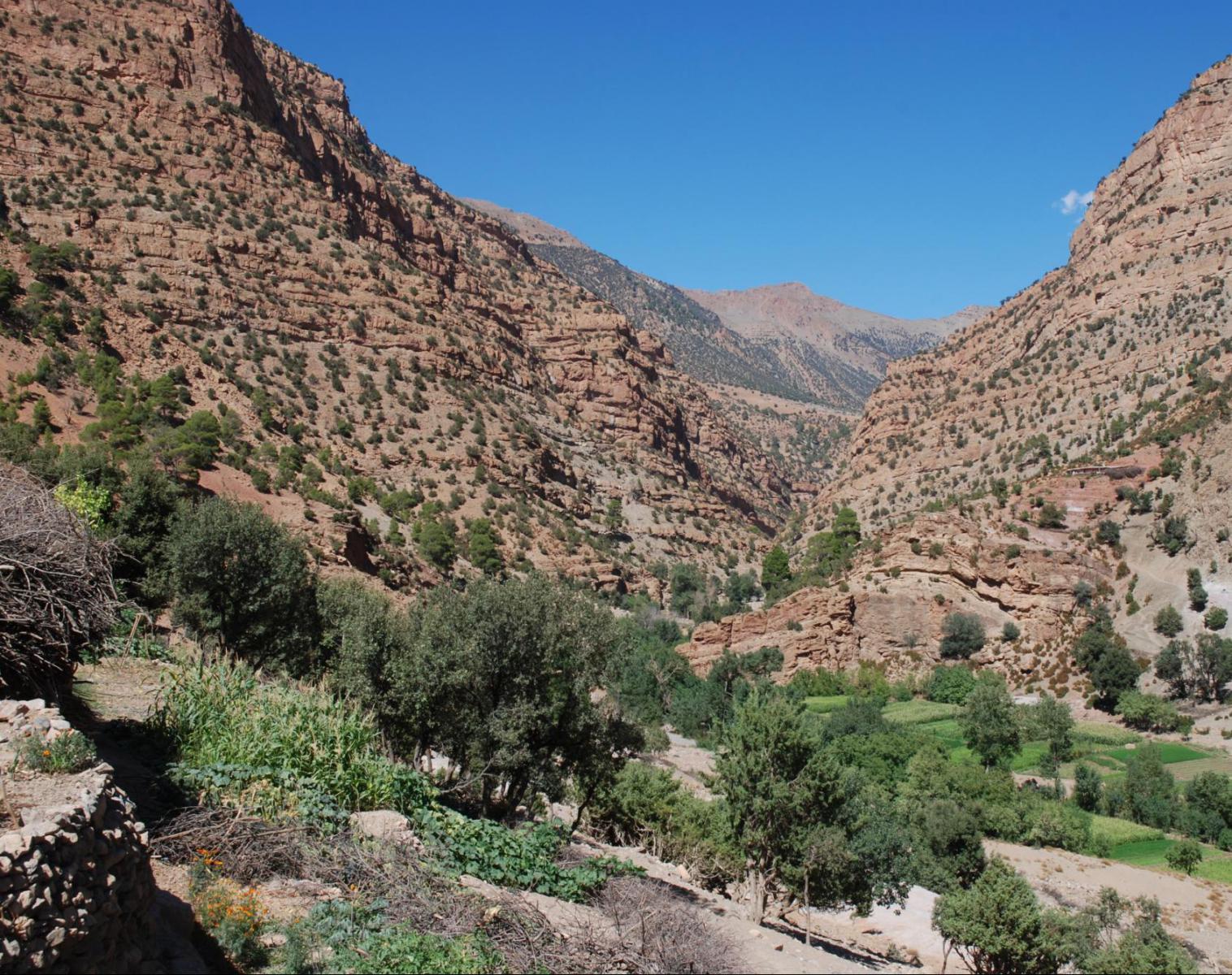 Maroc  Hautes vallées de l'Atlas Central   Trek & Randonnée Observation nature Rencontres et cultures du Monde