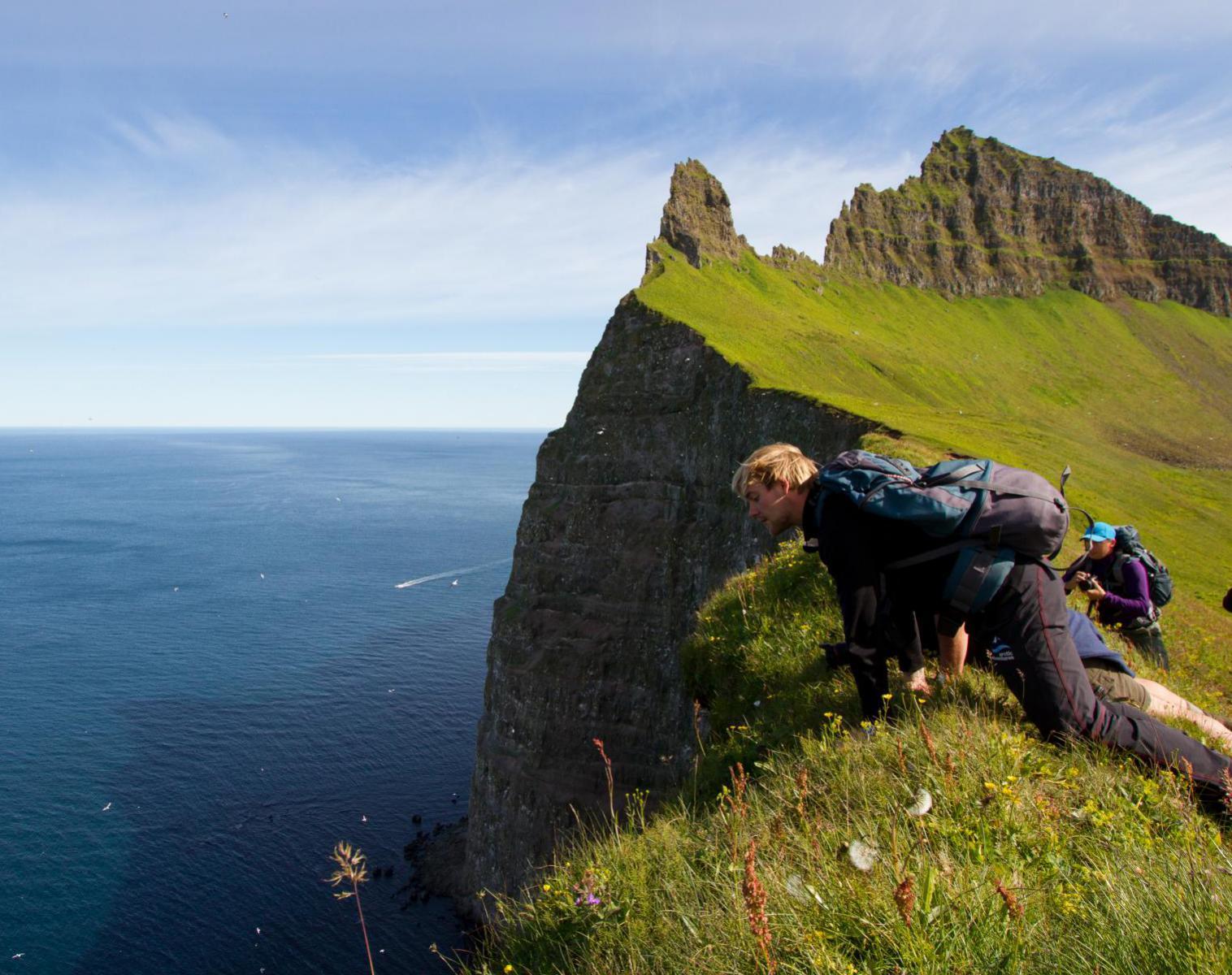 Islande  Trek du Hornstrandir   Trek & Randonnée