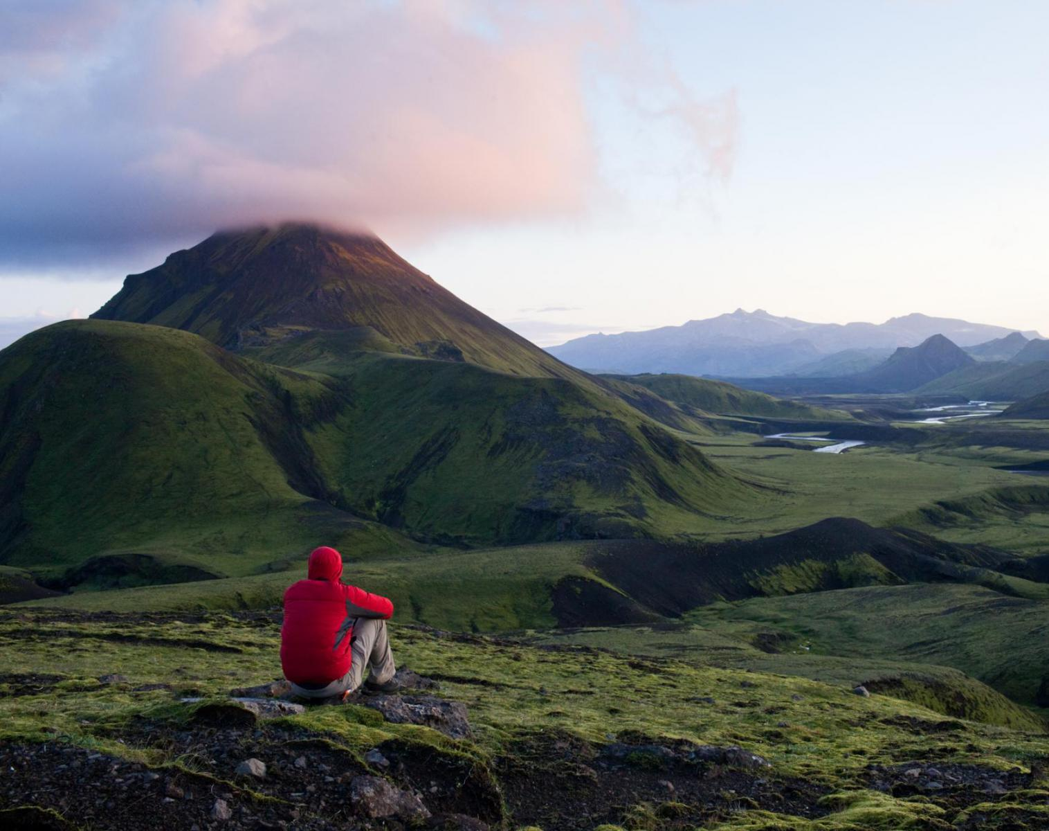 Islande  Trek du Fjallabak   Découverte Trek & Randonnée