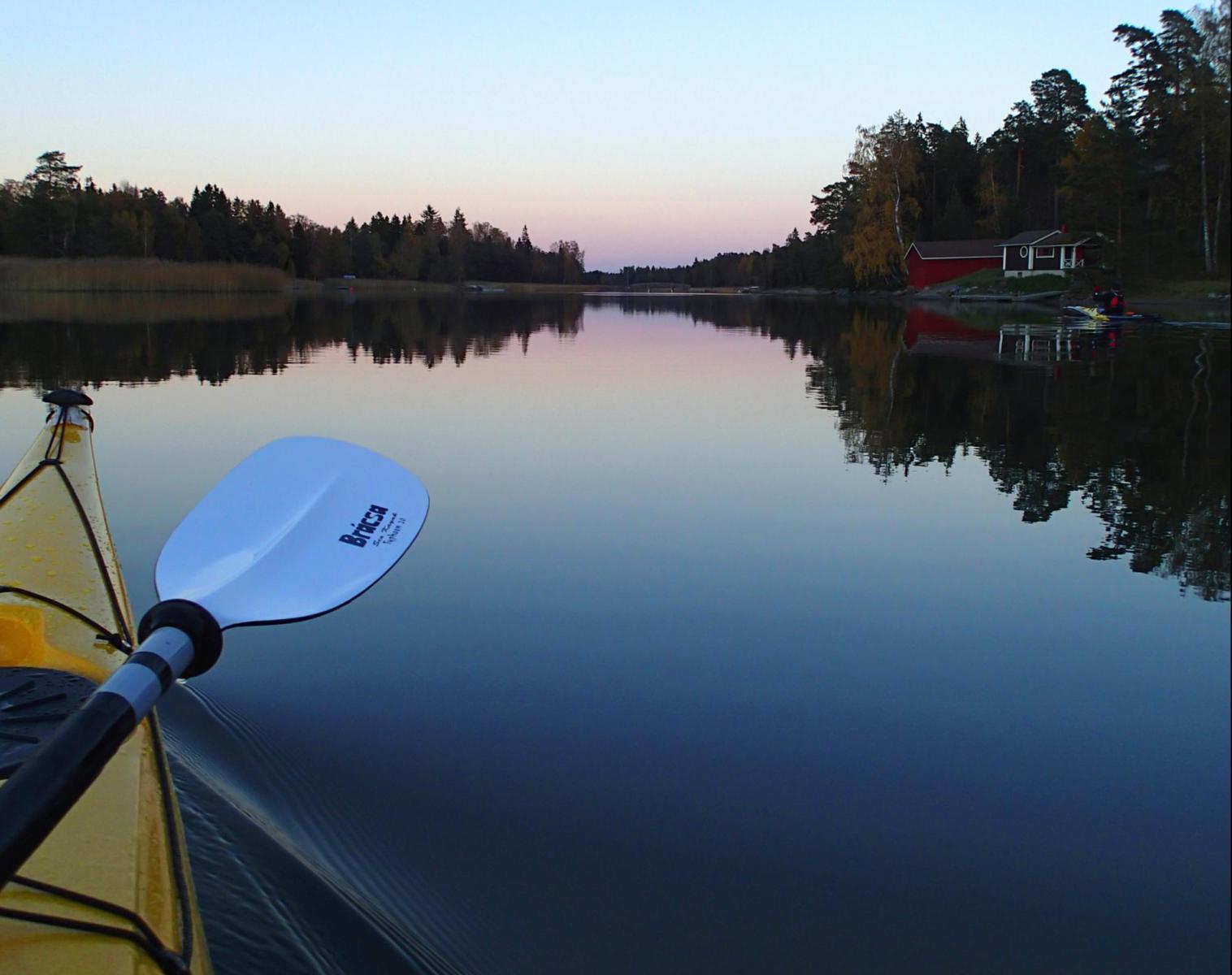 Finlande  L'Archipel d' Åland en Kayak de mer   Kayak & Canoë