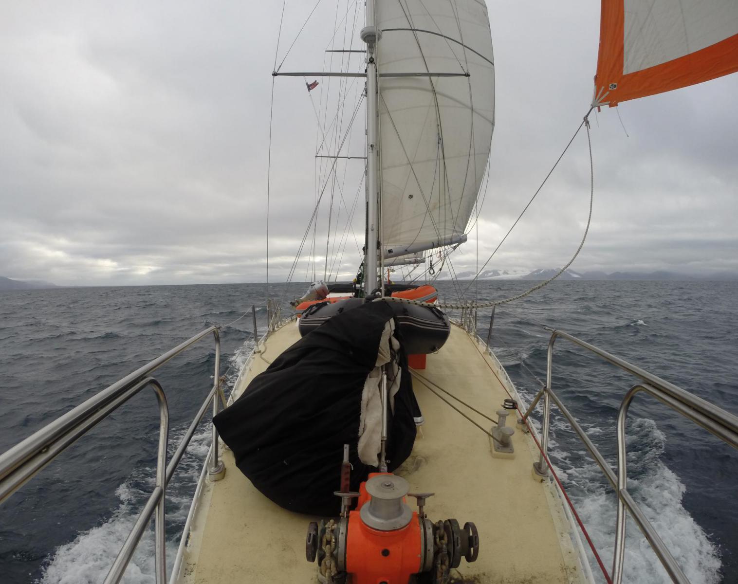 Spitzberg  De la Norvége au Spitzberg, traversée de la mer de Barents    Observation nature Navigation