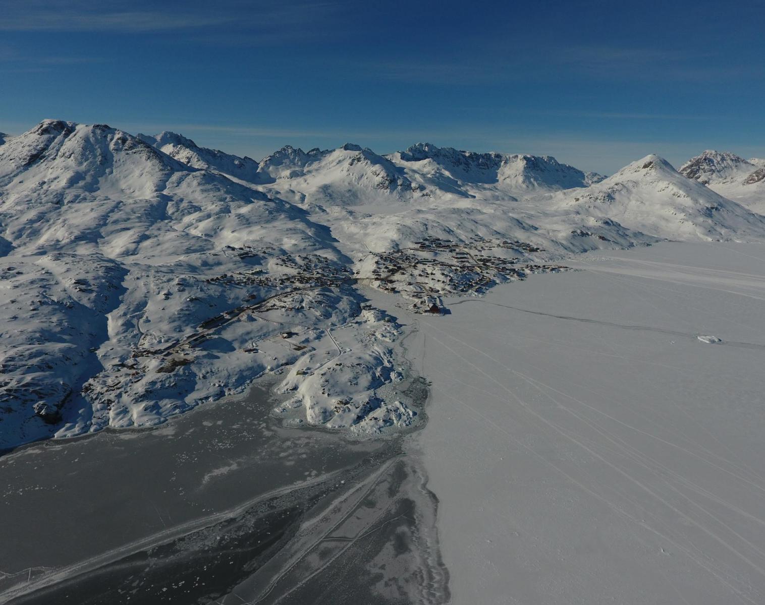 Groenland  Immersion sur la côte Est du Groenland   Découverte Trek & Randonnée Photo Rencontres et cultures du Monde