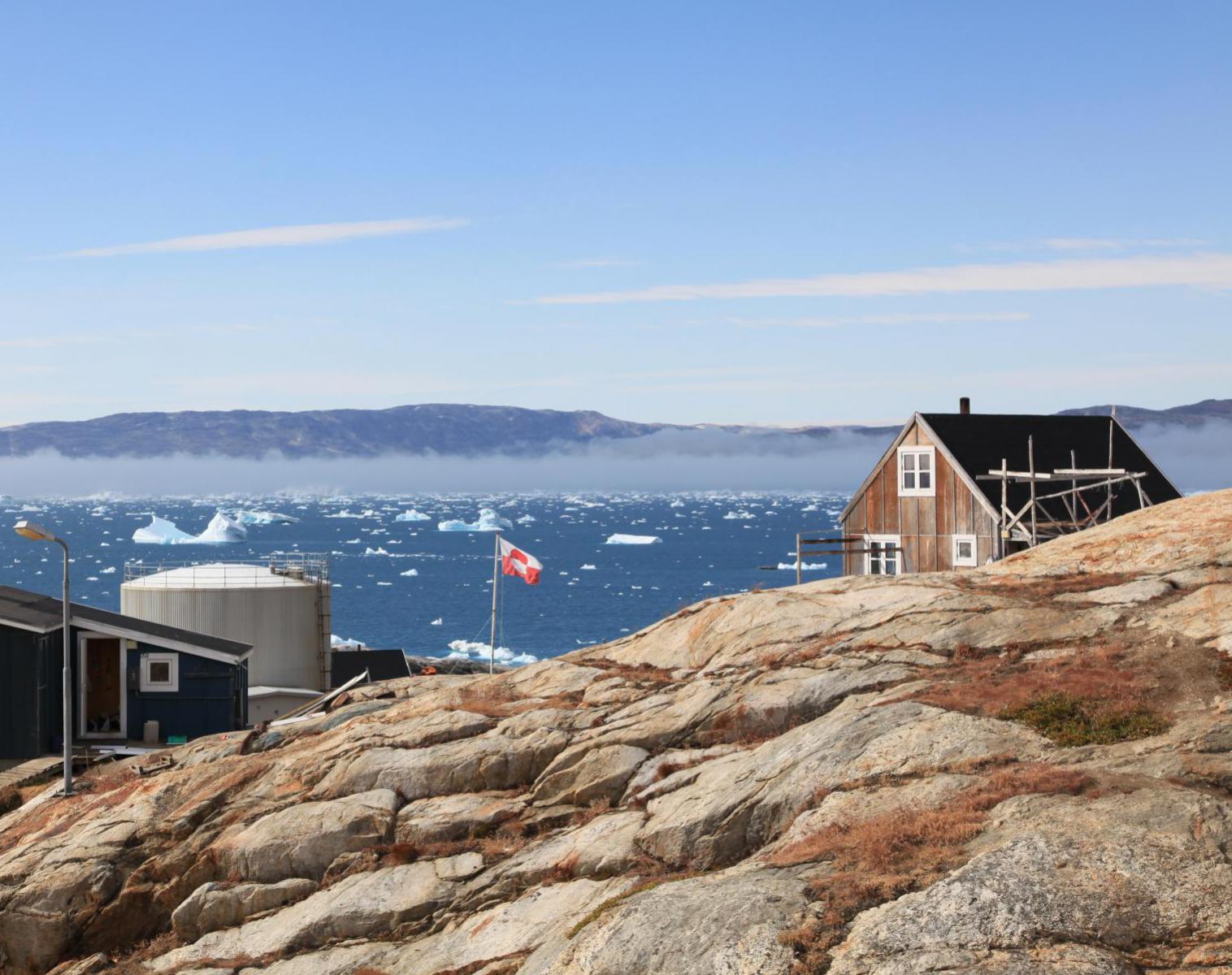 Groenland  Camp de base et randonnées au pays des glaces   Découverte Trek & Randonnée