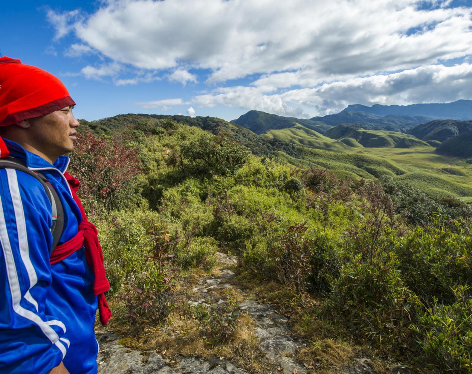 Inde  Trek au Nagaland   Rencontres et cultures du Monde