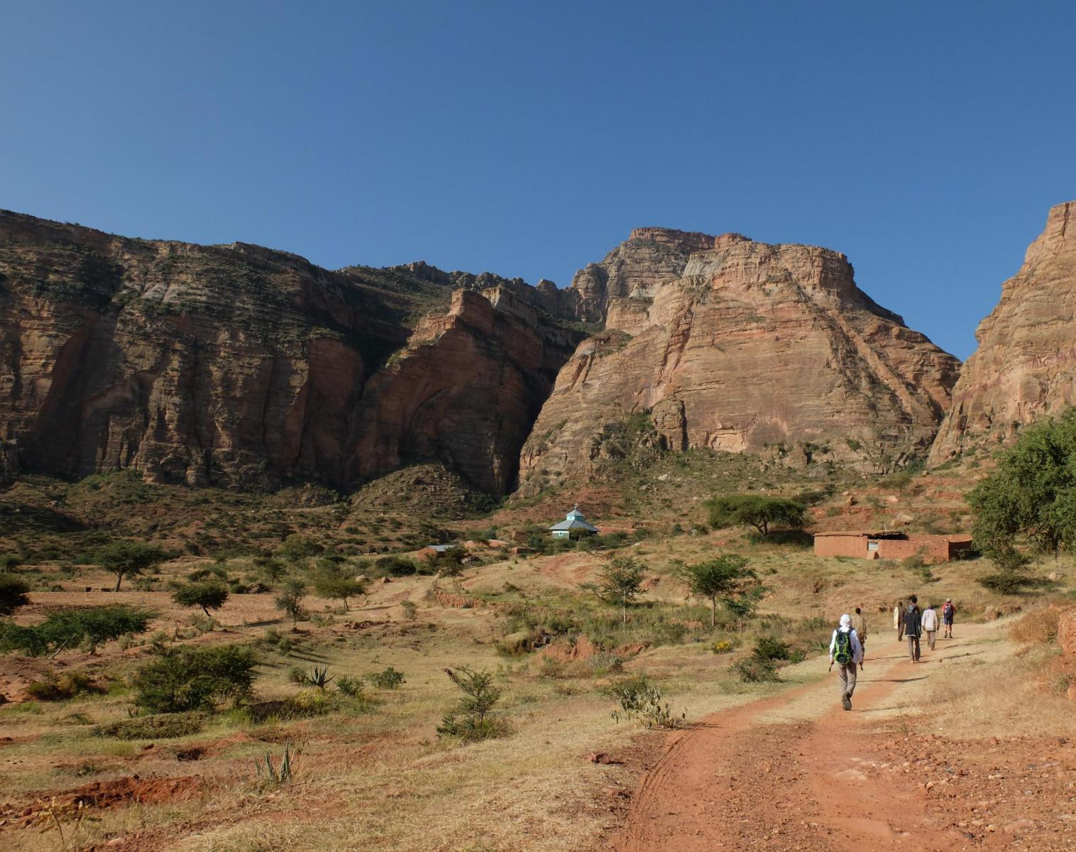 Éthiopie  De l'Abyssinie au Rift des Afars   Découverte Trek & Randonnée