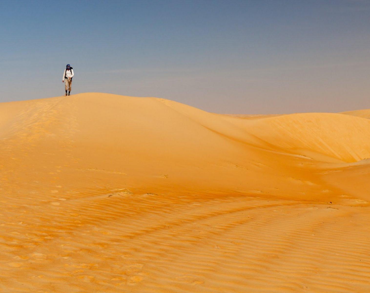 Mauritanie  Des dunes de Chinguetti aux sources de Tergit