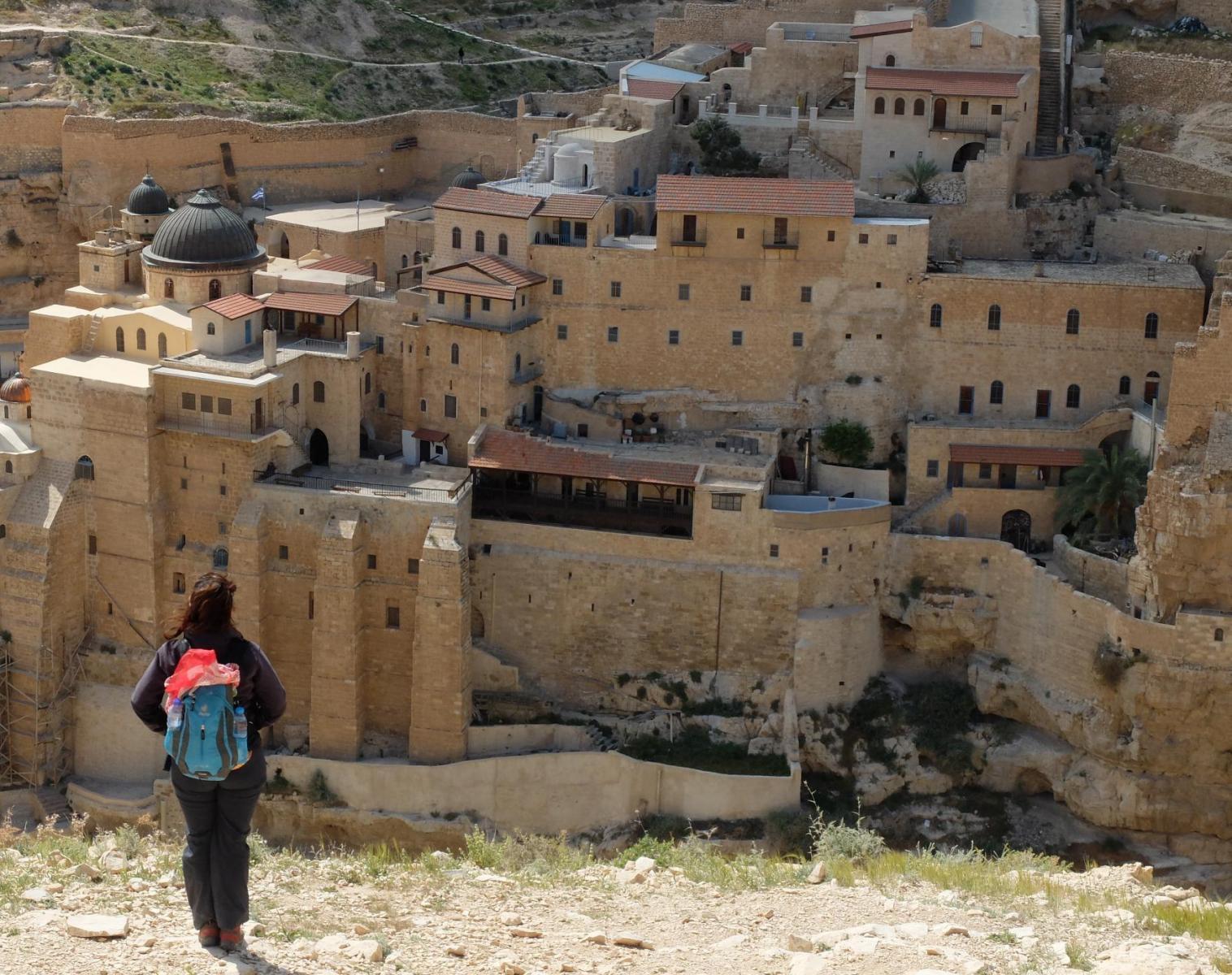 Palestine  Sur le sentier d'Abraham   Trek & Randonnée Rencontres et cultures du Monde
