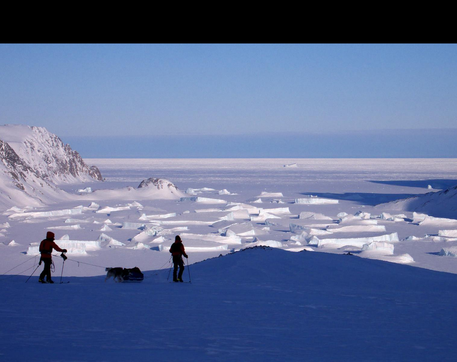 Groenland  Groenland: Expédition polaire en terre de Liverpool   Ski & Pulka