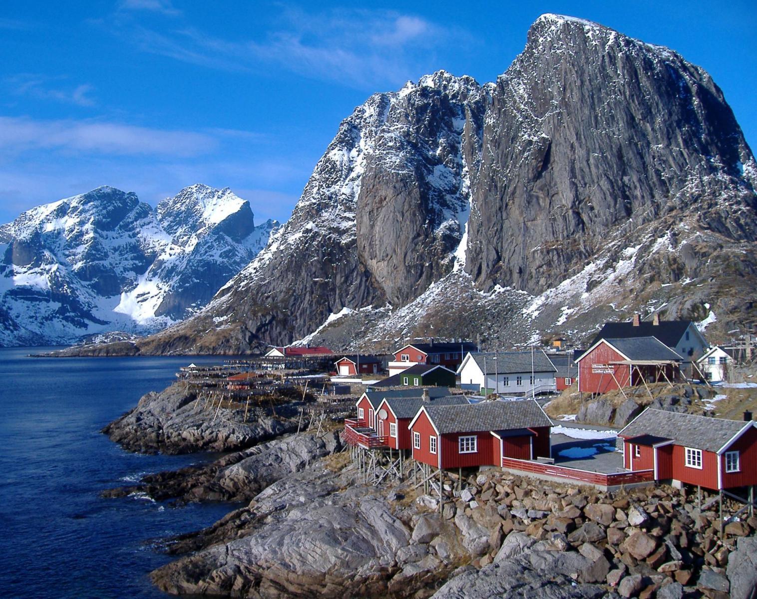 Norvège  Aurores boréales et trésors des Lofoten en hiver   Trek & Randonnée Raquettes