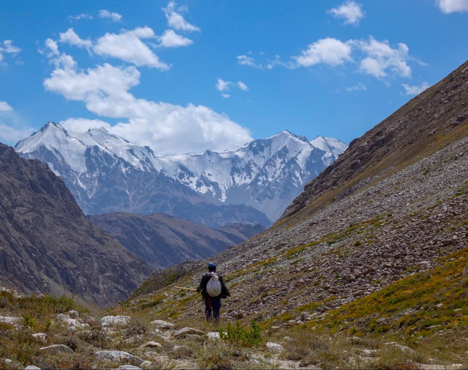 Tadjikistan  La grande traversée du Pamir !   Trek & Randonnée