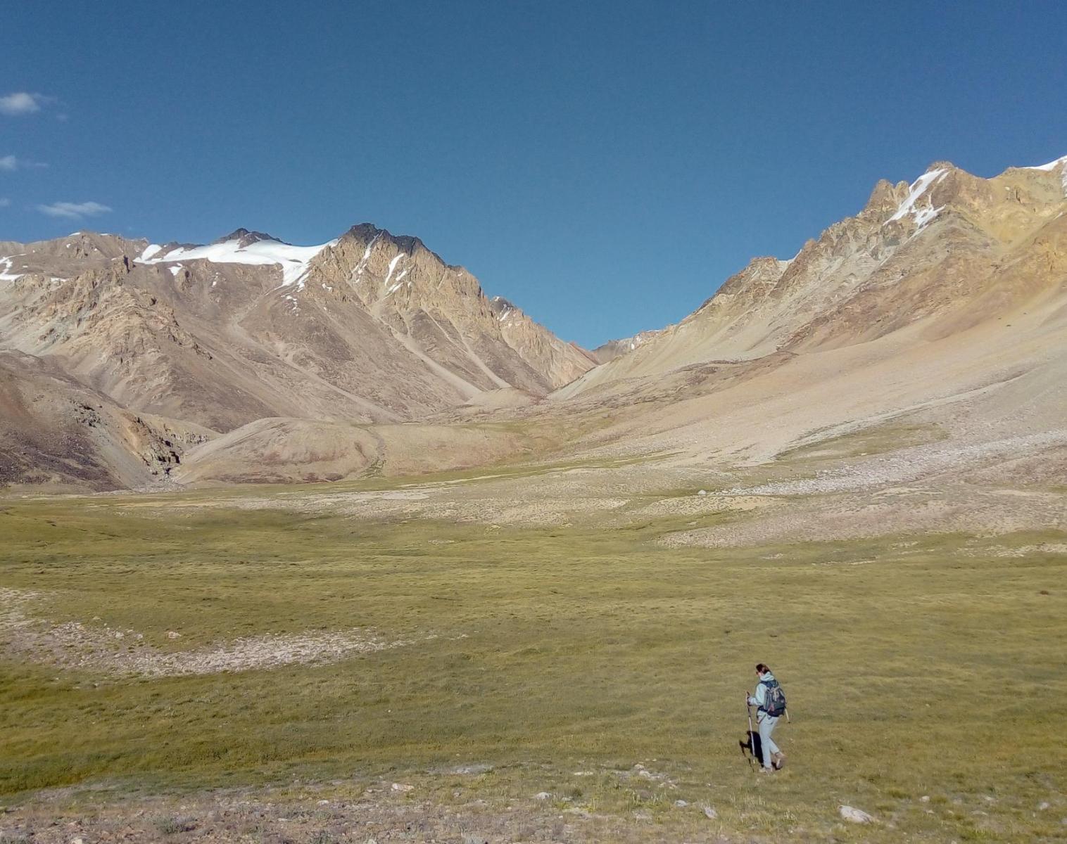 Tadjikistan  1ère Partie de la Grande Traversée du Pamir