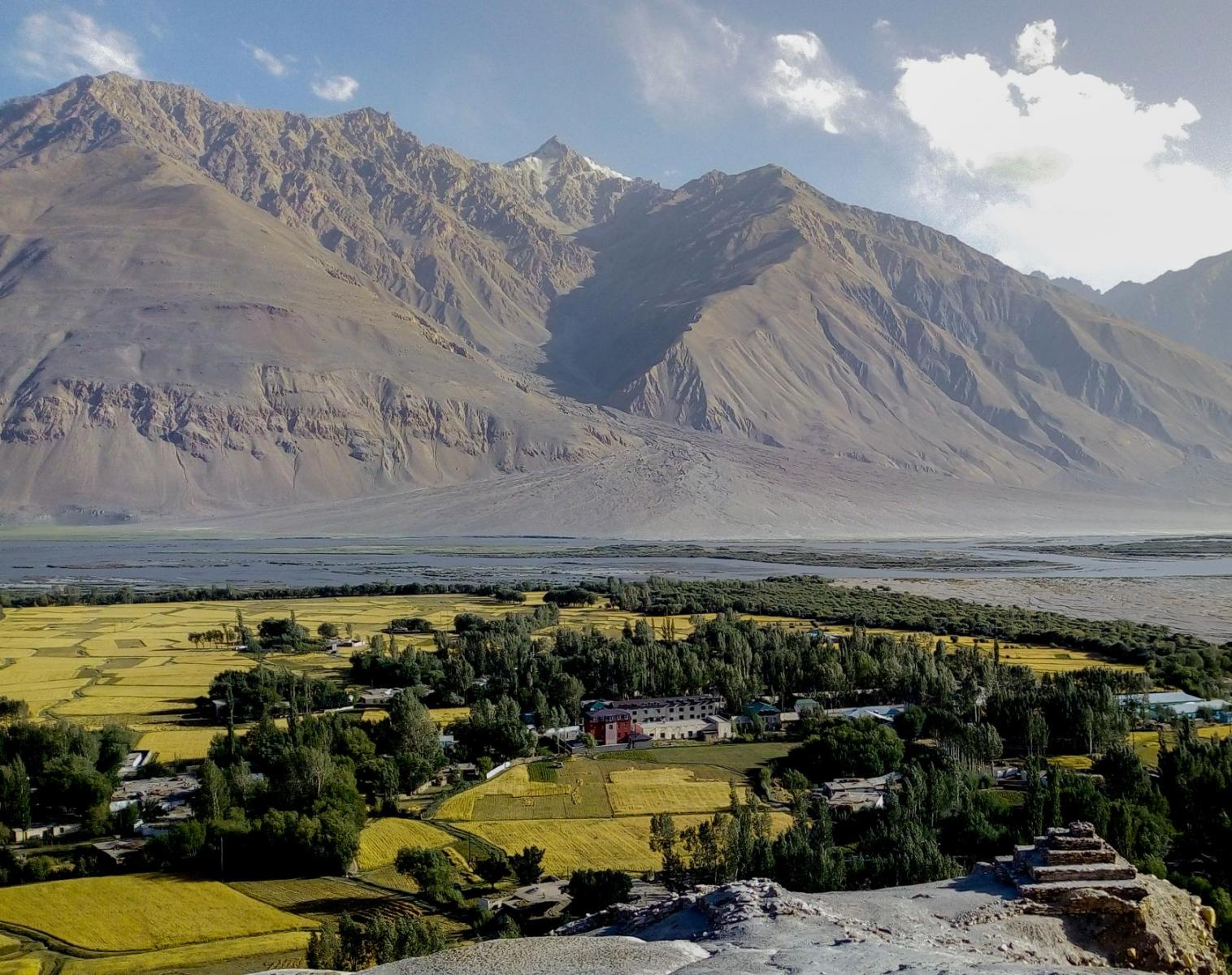 Tadjikistan  2ème Partie de la Grande Traversée du Pamir   Trek & Randonnée