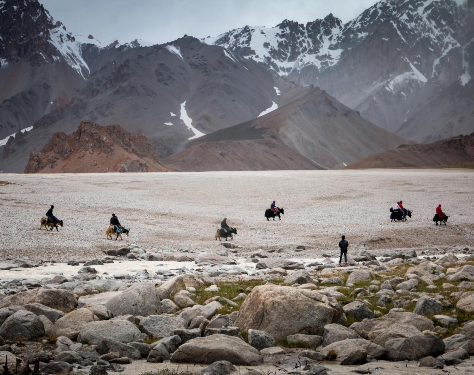 Pakistan  Trek dans la vallée de Shimshal   Trek & Randonnée Photo Rencontres et cultures du Monde