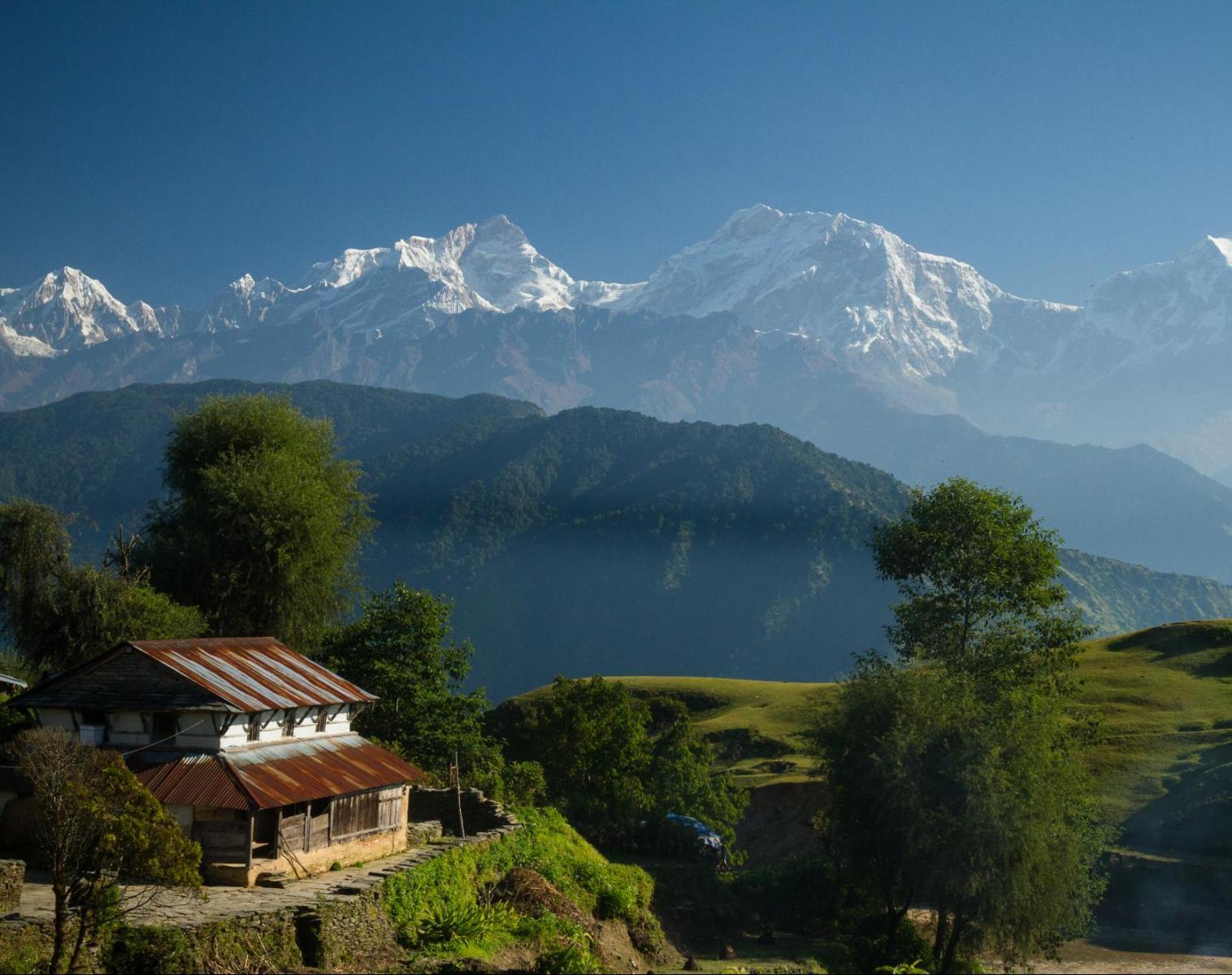 Népal  Balcons secrets des Annapurna   Trek & Randonnée Rencontres et cultures du Monde